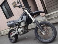 Dトラッカー/カワサキ 250cc 東京都 RAY MOTOR GARAGE