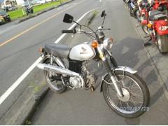 CL70/ホンダ 70cc 静岡県 石田オートサロン