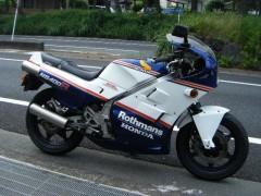 NS400/ホンダ 400cc 静岡県 ウイング フィールド