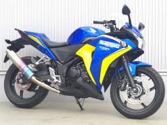 CBR250R (2011-)/ホンダ 250cc 福岡県 アーバンゲット福岡